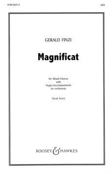 Magnificat (SATB and Organ) (HL-48010738)