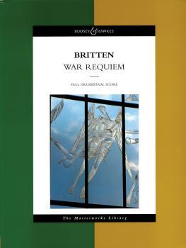 Britten - War Requiem, Op. 66: The Masterworks Library (HL-48011841)