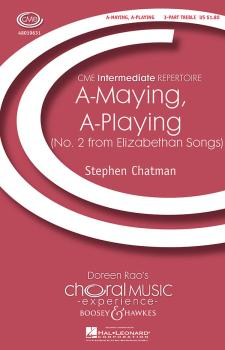 A-maying, A-playing: No. 2 from Elizabethan Songs CME Intermediate (HL-48019631)