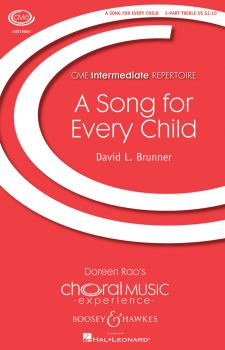 A Song for Every Child (CME Intermediate) (HL-48019684)