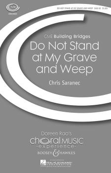 Do Not Stand at My Grave and Weep (CME Building Bridges) (HL-48019820)
