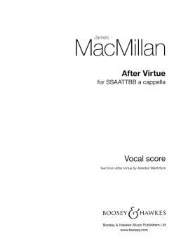 After Virtue (SSSAATTBB a cappella) (HL-48021128)