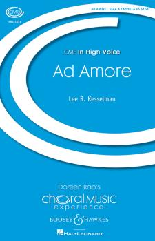 Ad Amore (CME In High Voice) (HL-48021135)