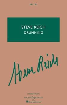 Drumming (Percussion Ensemble) (HL-48021177)
