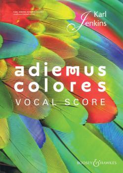 Adiemus Colores (SATB Choral Score) (HL-48023091)
