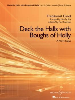 Deck the Halls with Boughs of Holly (A Merry Fugue) (HL-48030047)