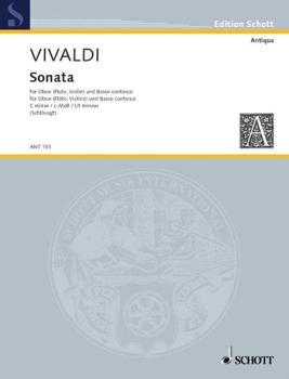 Sonata in C Minor, RV 53 (HL-49000118)
