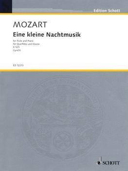 Eine kleine Nachtmusik, KV 525 (Flute and Piano) (HL-49003079)