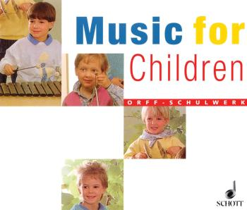 Music for Children: Accompaniment CDs Set of 3 (HL-49003152)