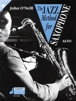 The Jazz Method for Alto Saxophone (HL-49003173)