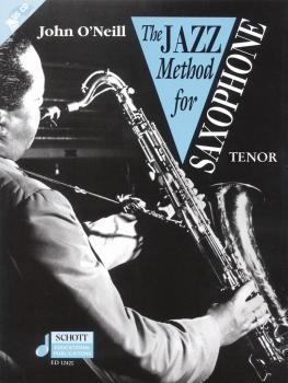 The Jazz Method for Tenor Saxophone (HL-49003180)