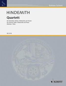 Quartet (1938) (Score and Parts) (HL-49004068)