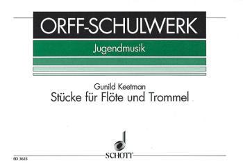 Stücke für Flöte und Trommel - Book 1 (Performance Score) (HL-49004215)