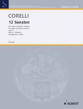 12 Sonatas, Op. 5 - Volume 2 (HL-49004842)