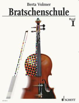 Viola Method - Volume 1 (German Edition) (HL-49005034)