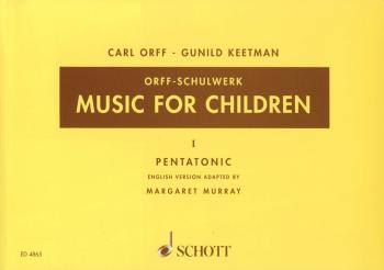 Music for Children (Volume 1: Pentatonic) (HL-49005214)