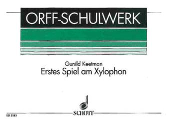 Erstes Spiel am Xylophon (Beginning Exercises For Xylophone) (German L (HL-49005781)