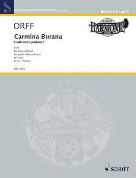Carmina Burana (Parts) (HL-49012054)