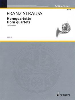 Horn Quartets (Score and Parts) (HL-49012921)