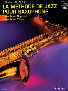 La Méthode de Jazz pour Saxophone: French Language Book/CD (HL-49013074)