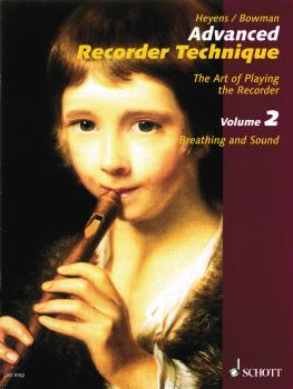 Advanced Recorder Technique: The Art of Playing the Recorder - Volume  (HL-49013095)