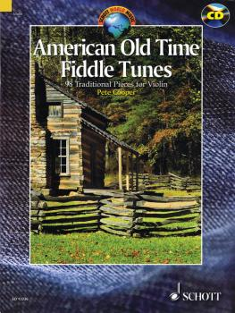 American Old Time Fiddle Tunes: 98 Traditional Pieces for Violin With  (HL-49018011)
