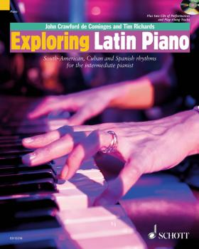 Exploring Latin Piano: South-American, Cuban and Spanish Rhythms for t (HL-49018302)