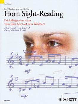 Horn Sight-Reading (A Fresh Approach) (HL-49019406)