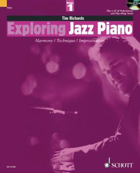 Exploring Jazz Piano - Volume 1 (HL-49030450)