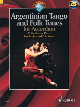Argentinian Tango and Folk Tunes for Accordion: 36 Traditional Pieces (HL-49043987)