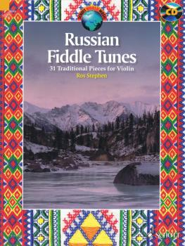 Russian Fiddle Tunes: 31 Traditional Pieces (HL-49044800)
