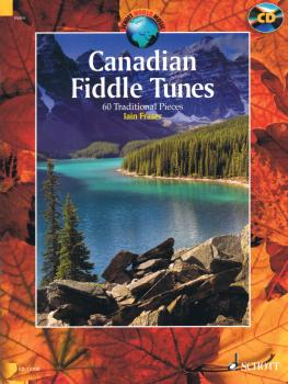 Canadian Fiddle Tunes: 60 Traditional Pieces - Book/CD (HL-49044903)