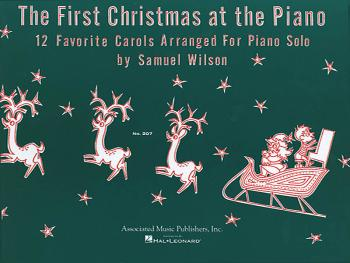 1st Christmas at the Piano (Easy Piano Solo) (HL-50005760)
