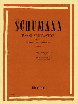 Phantasiestücke, Op. 73 (Clarinet and Piano) (HL-50014000)