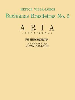 Aria (from Bachianas Brasileiras, No. 5) (Set of Parts) (HL-50242140)