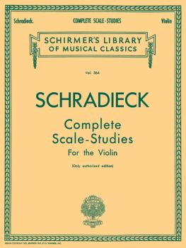 Schirmer Library of Classics Volume 364 (Violin Method) (HL-50254540)