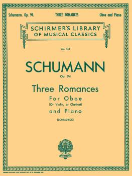 Schirmer Library of Classics Volume 413 (Score and Parts) (HL-50254790)
