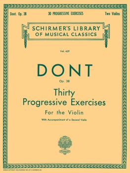 Schirmer Library of Classics Volume 429 (Violin Method) (HL-50254880)