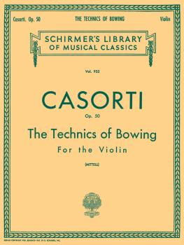 Schirmer Library of Classics Volume 932 (Violin Method) (HL-50257030)