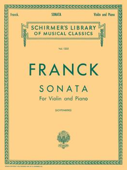 Schirmer Library of Classics Volume 1235 (Violin and Piano) (HL-50258200)