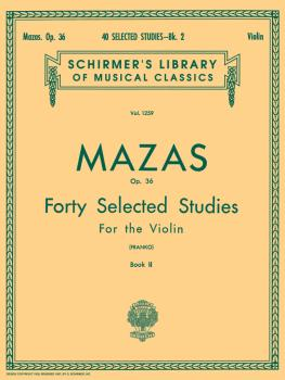 Schirmer Library of Classics Volume 1259 (Violin Method) (HL-50258310)