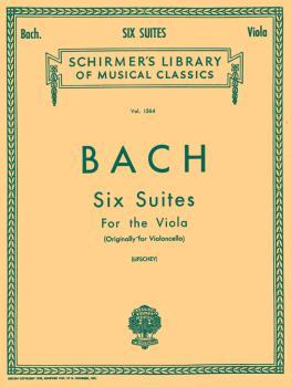6 Suites (Viola Solo) (HL-50260140)