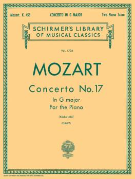 Concerto No. 17 in G, K.453: National Federation of Music Clubs 2014-2 (HL-50261240)