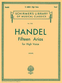 15 Arias (High Voice) (HL-50261330)