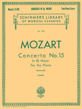 Concerto No. 15 in Bb, K. 450: National Federation of Music Clubs 2014 (HL-50261340)