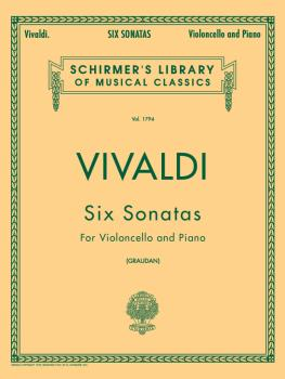 6 Sonatas (Cello and Piano) (HL-50261790)