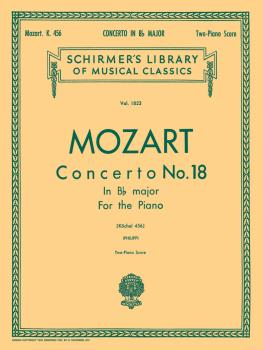 Concerto No. 18 in Bb, K.456: National Federation of Music Clubs 2014- (HL-50262030)