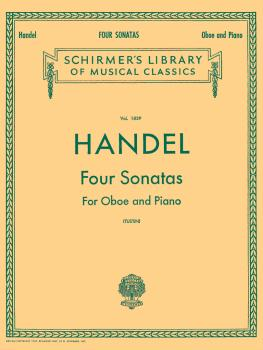Four Sonatas (for Oboe & Piano) (HL-50262180)