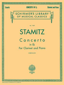 Concerto in E-flat (Score and Parts) (HL-50262240)