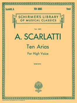 10 Arias (High Voice) (HL-50262280)